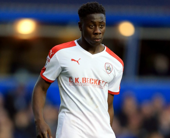 Andy Yiadom to be left out until Huddersfield saga is complete