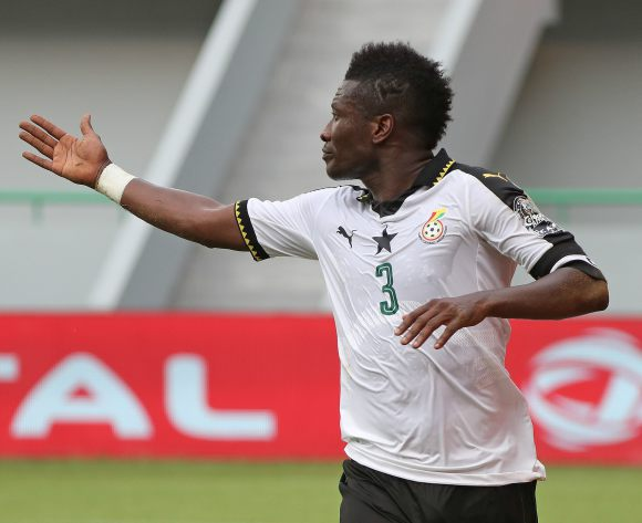 Galatasaray clash excites Asamoah Gyan