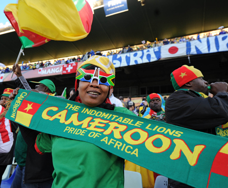 Cameroon ease into 2018 CHAN finals