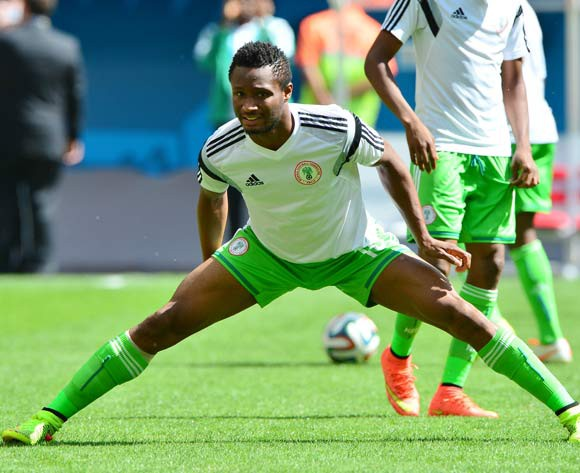 Nigeria captain Mikel cautions his troops ahead of Cameroon clashes