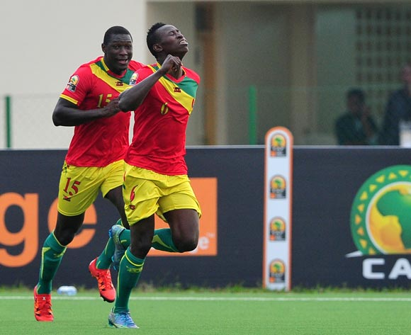 Guinea crush Senegal to secure CHAN qualification