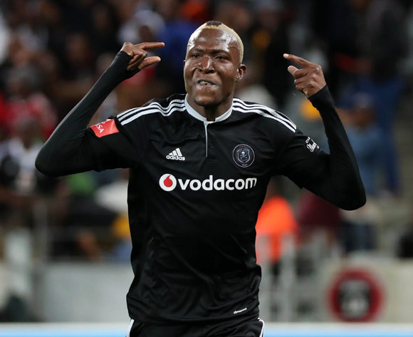 Tendai Ndoro leaves Orlando Pirates