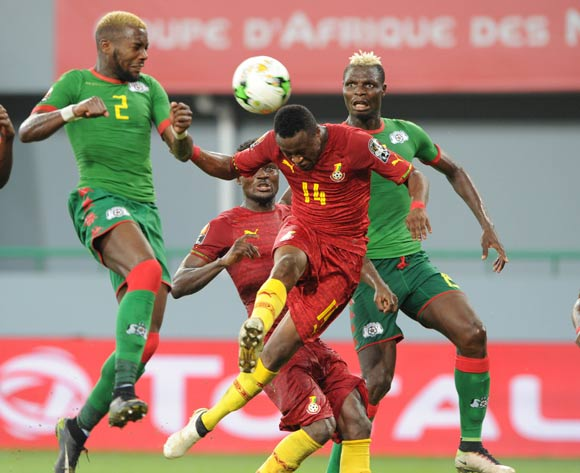 Burkina Faso, Ghana draw 2-2 in CHAN qualifier