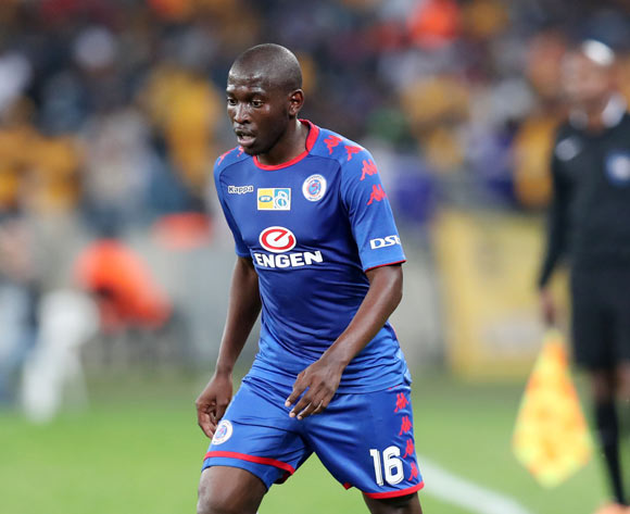 Aubrey Modiba of Supersport United during 2017 MTN8 match between Kaizer Chiefs and Supersport United at Moses Mabhida Stadium, Durban South Africa on 12 August 2017 ©Muzi Ntombela/BackpagePix