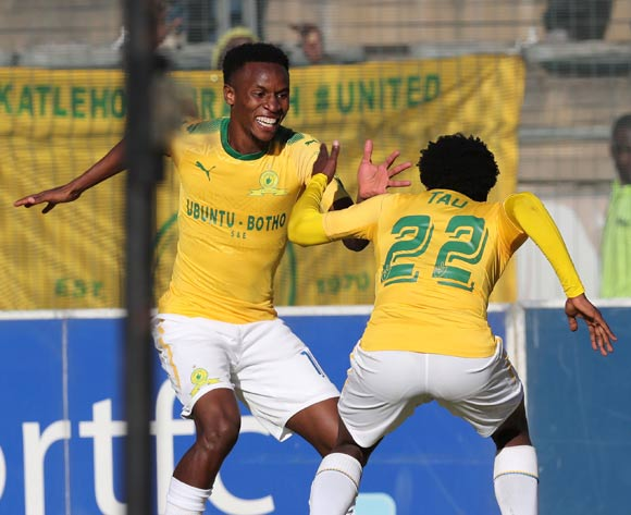 Themba Zwane scored a superb goal to help Sundowns defeat SuperSport in their opening league clash
