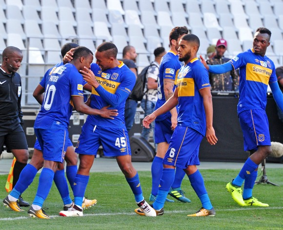 Patosi inspires Cape Town City to victory