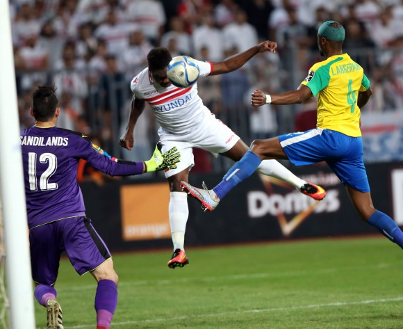 Emmanuel Mayuka's agent suing Zamalek for €1.3 million
