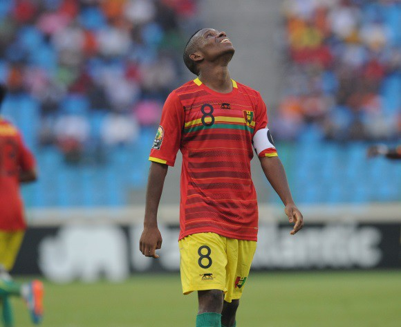 Ibrahima Traoré blow for Guinea