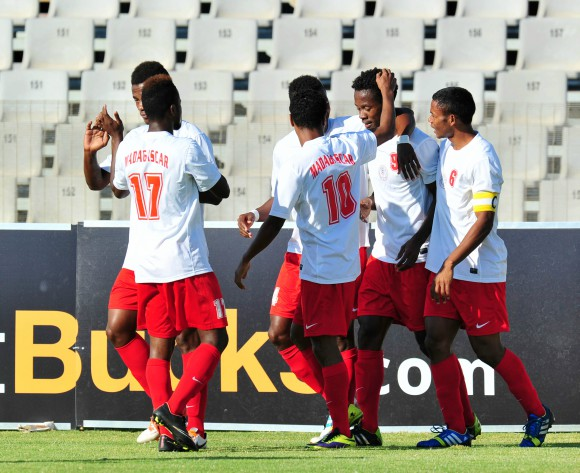Madagascar hoping fine form will see them down Angola