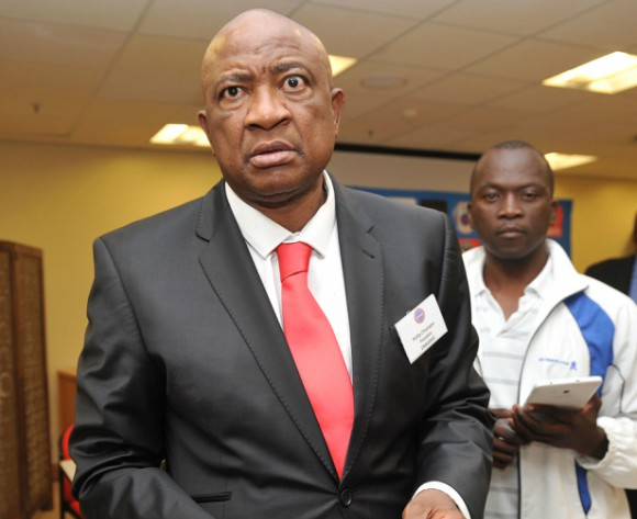 Chiyangwa urges Zim referees to aim for FIFA World Cup