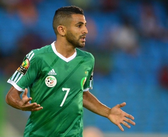 Mahrez given blessing to leave Algeria and complete transfer