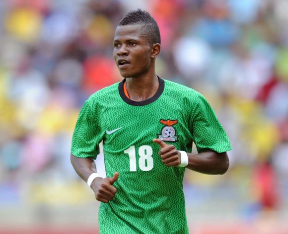 Zambia's foreign-based players expected on Monday