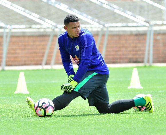 Ronwen Williams eyeing a solid Bafana career