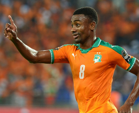 Kalou and I bring experience to the Elephants - Gervinho