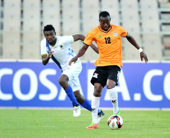 Zambian international striker heads to SA