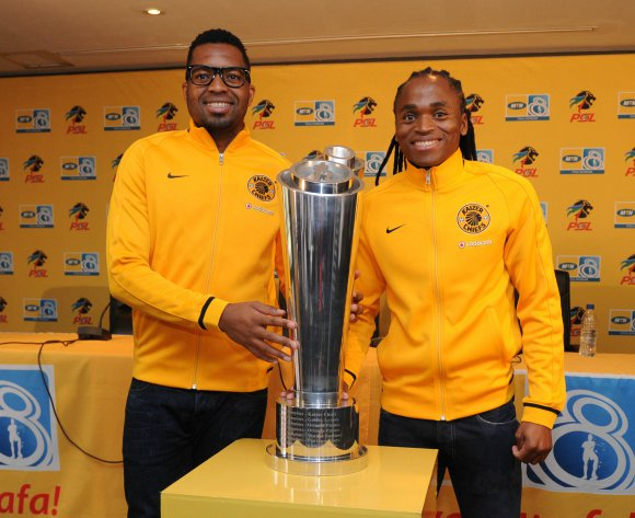 Bafana keeper says they are under pressure at Kaizer Chiefs