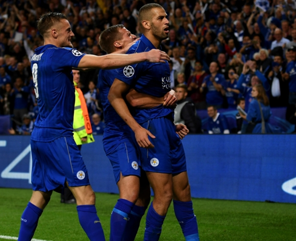 Islam Slimani linked with French duo