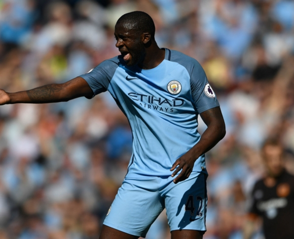 Yaya Toure at loggerheads with Pep