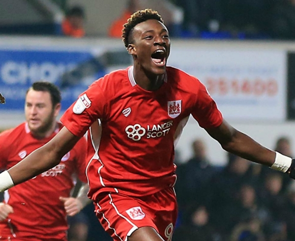 Tammy Abraham: I want to play for England!