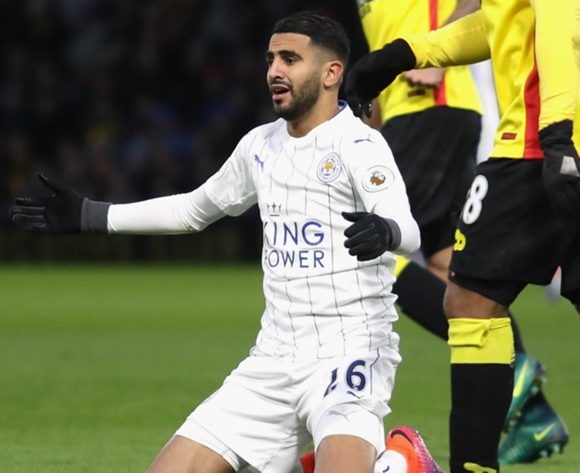 Mahrez soon back to his best - Leicester skipper