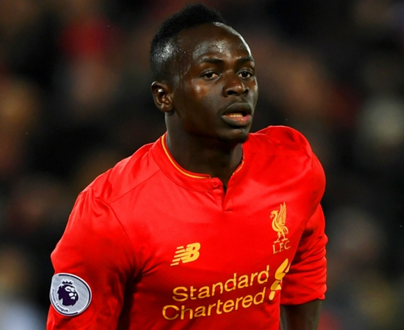 Sadio Mane ranked fourth fastest in the Premier League