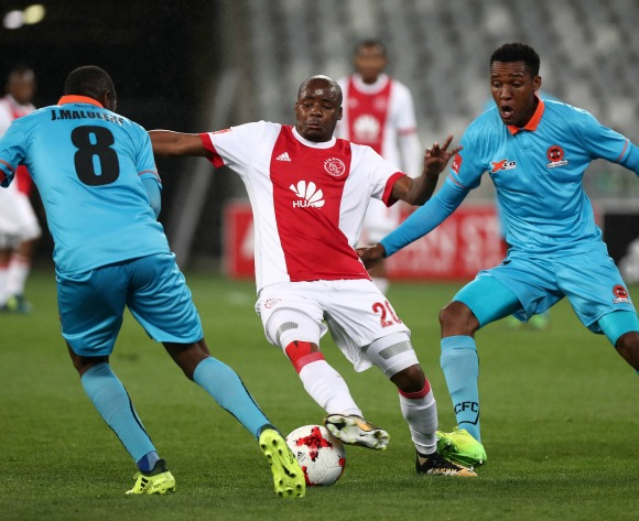 Prince brace leads Ajax CT to victory in the rain
