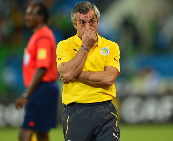 Alian Giresse steps down as Mali coach