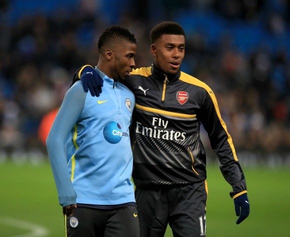 Iwobi included in Nigeria squad for crucial clash