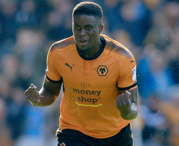 I hope to stay with Wolves - Alfred N'Diaye