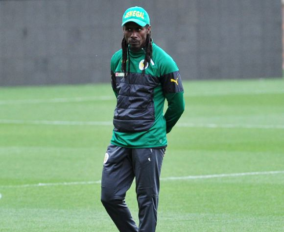 Aliou Cisse to name squad for Cape Verde clash on Wednesday