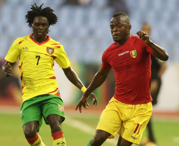 The National Elephants come from behind to trounce Guinea-Bissau