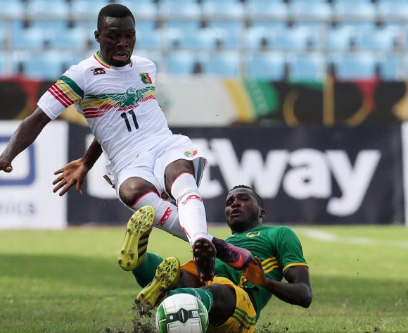Kone brace steals victory for Mali at death