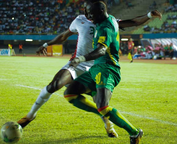 2018 fifa World Cup Russia Qualifying Match Senegal vs Burkinafaso At Stadium Leopold Sedar Senghor  Dakar  , Senegal,  2 September