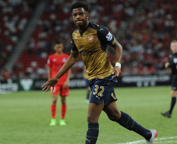 Akpom: Everyone is happy Sanchez stayed at Arsenal