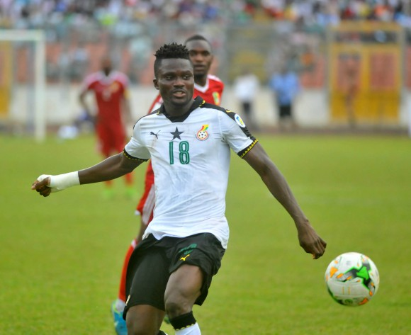 2018 FIFA World Cup Qualifier: Congo 1-5 Ghana - AS IT HAPPENED