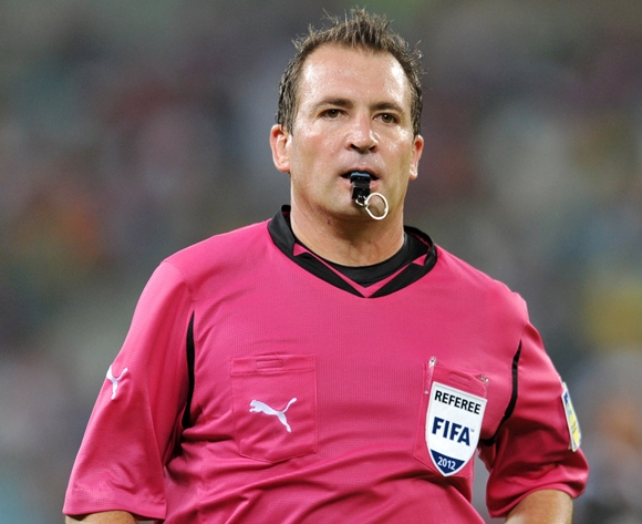 South Africa's Daniel Bennett to officiate Uganda v Ghana World Cup qualifier