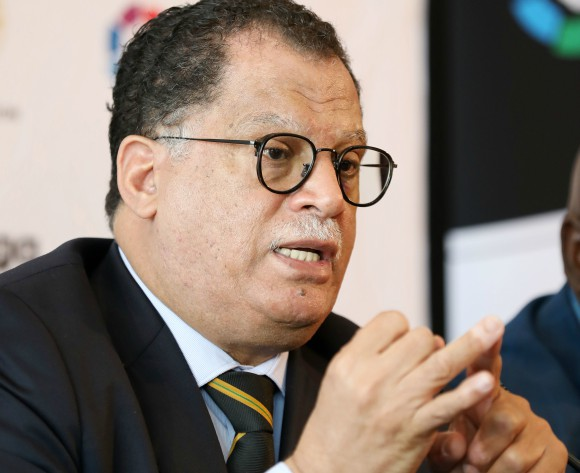 Danny Jordaan rules out SA's chances to host CHAN 2018