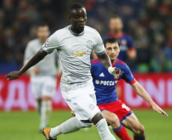 Champions League debut delights Eric Bailly