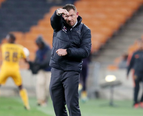 Tinkler proud of CCC semifinalists SuperSport United