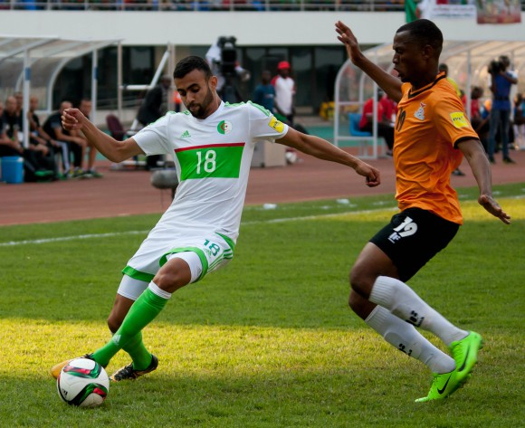 Algeria welcome high flying Zambia in Constantine