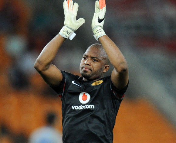 Chiefs provide update on Khune's head injury