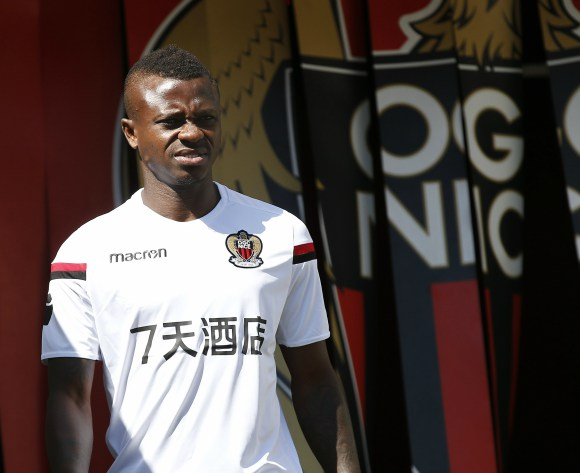 Jean-Michael Seri puts Barcelona disappointment behind him