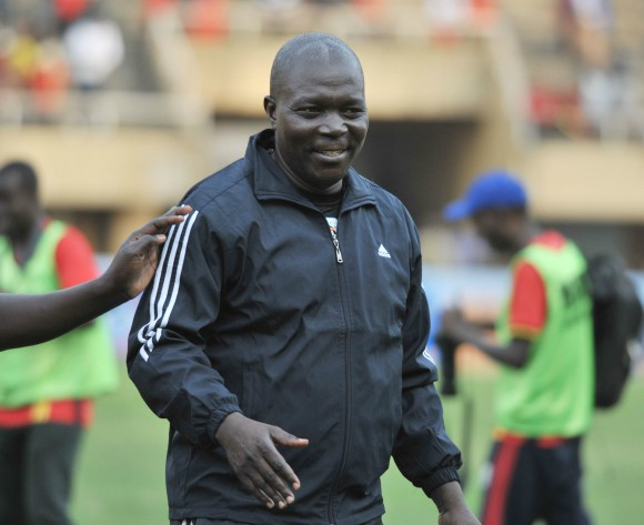 Uganda FA to keep Basena as Cranes coach until end of 2018
