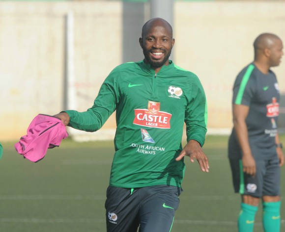 Ramahlwe Mphahlele - 'It is important we put our bodies on the line for the country'