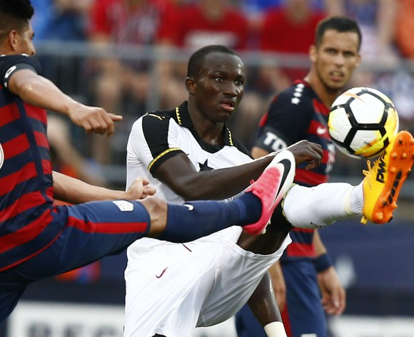 Ghana still have hope for Russia 2018 - Raphael Dwamena