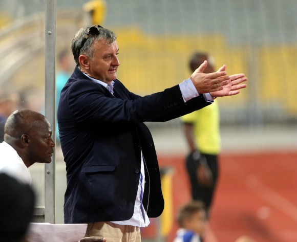 Zesco United coach wants improvement against SuperSport in Confed Cup