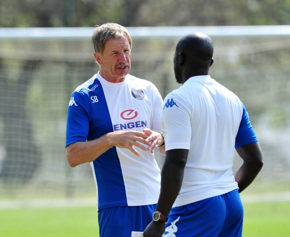 Stuart Baxter rubbishes claims of SuperSport bias