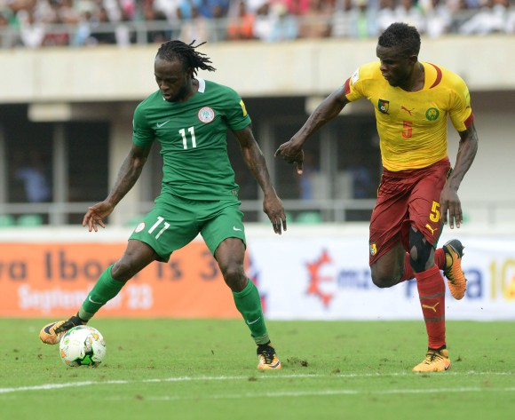 2018 World Cup qualifier: Cameroon 1-1 Nigeria - As it happened