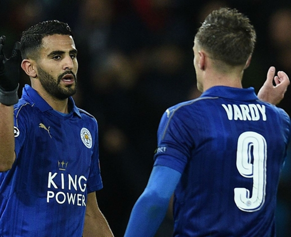 Riyad Mahrez must put in the hard yards - Jamie Vardy