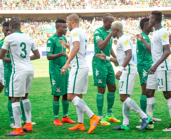 Zambia may camp in Europe for Nigeria clash